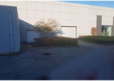 Surface entrepôt à louer : City Nord Gosselies