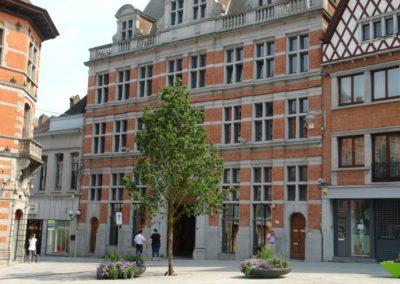 Surface RDC commercial à louer : Tournai Centre