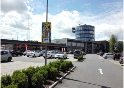 Surface de bureaux à louer : Tour Shopping Saint-Georges, 1er étage