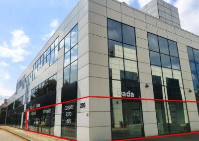 Surface commerciale à louer : Waterloo Road Center – RHODE SAINT GENESE