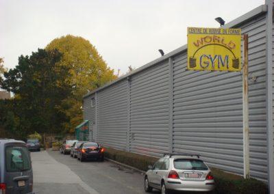 Surface Commerciale à louer : «World Gym» – JUMET