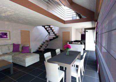 Appartement à louer : «ESPACE 99» – CHIMAY